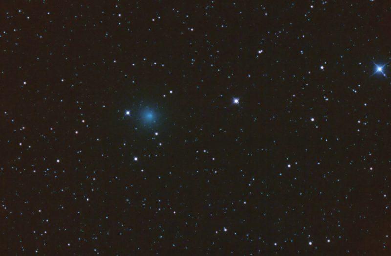 Kometa 41P / Tuttle-Giacobini-Kresak w obiektywie Tessar